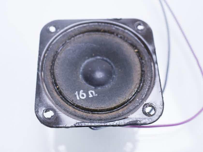 "McIntosh 2 1/4"" High Frequency Driver Type 005; Tweeter from ML-10C; Peerless (18428)"