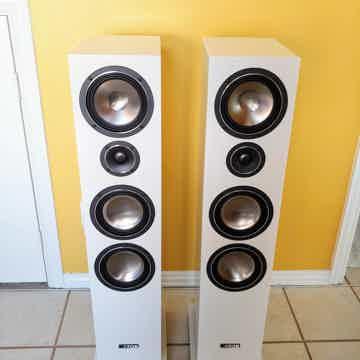 Canton Chrono SL 596 DC pair & SL 556 center speaker se...