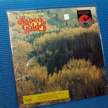 """THE KINGSTON TRIO   - """"Aspen Gold"""" -  Nautilus Super Di..."""