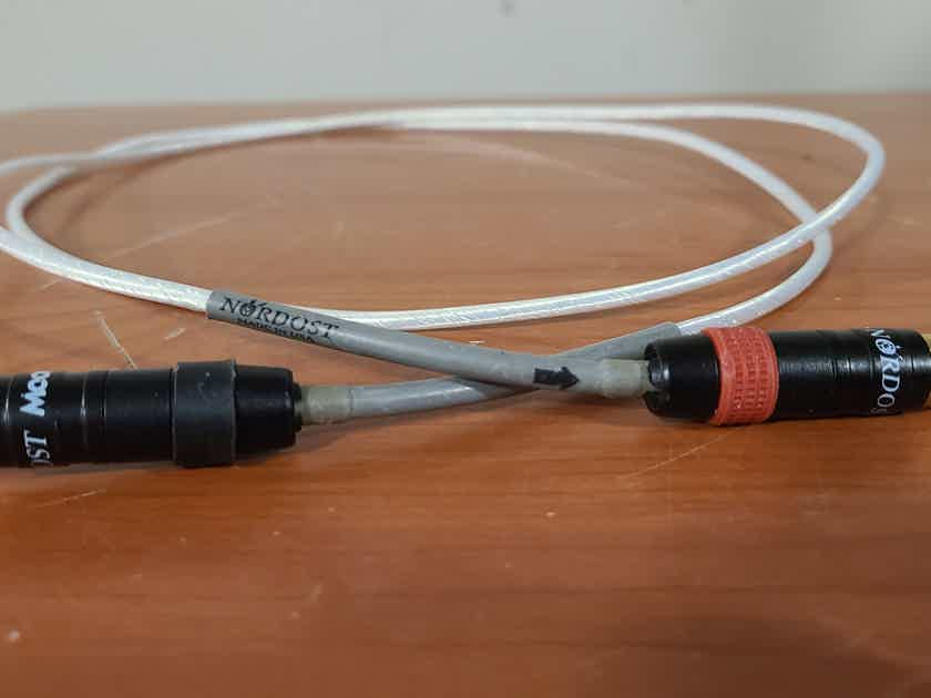 Nordost Silver Shadow Digital Cable. 1.5M. RCA. 68% off.