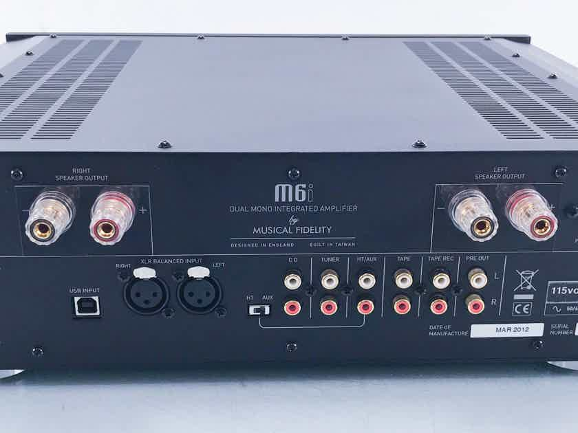 Musical Fidelity M6i Stereo Integrated Amplifier  (12846)