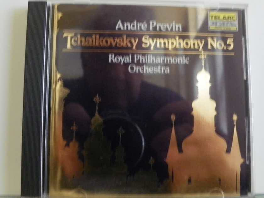 ANDRE PREVIN - TCHAIKOVSKY SYM. # 5 NM