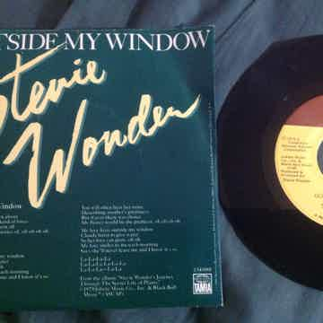 Stevie Wonder Outside My Window/Same Old Story