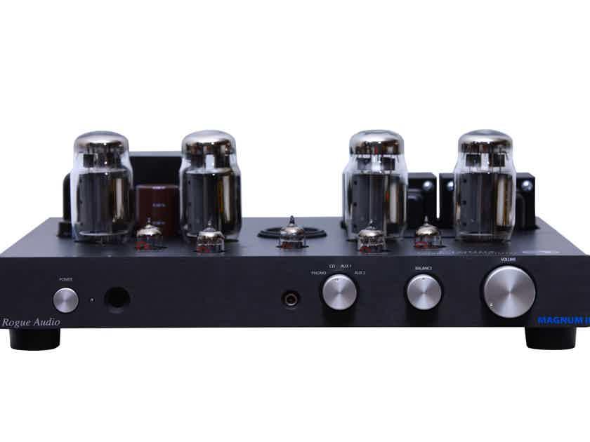 Rogue Audio Cronus Magnum 2 Black, 100 x 2