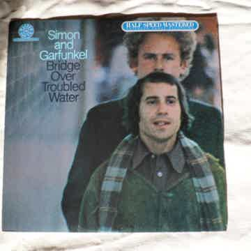 Simon &Garfunkel MASTERSOUND Bridge over troubled water
