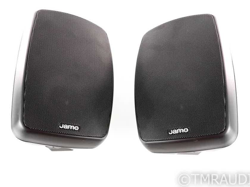 Jamo I/O 1A2 On-Wall Indoor / Outdoor Speakers; Black Pair (26470)