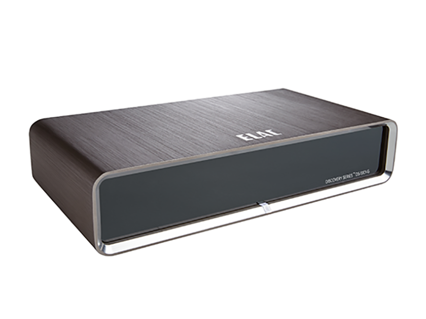 ELAC DS-S101G Discovery Series Music Server: NEW Trade-Back; Full Wrnty; 48% Off; Free Ship