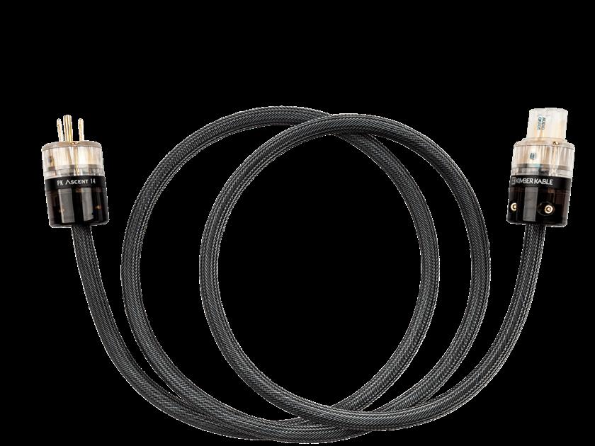 Kimber Kable PK 14 Ascent Power Cord