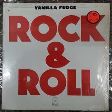 Vanilla Fudge - Rock & Roll 1969 NM- Original Vinyl LP ...