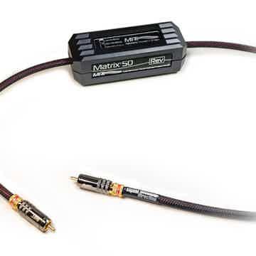 MIT Cables MATRIX 50 REV RCA