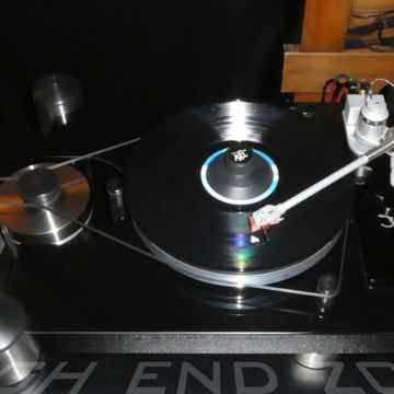 VPI Industries TNT-4 with JMW Memorial Tonearm, Flywhee...