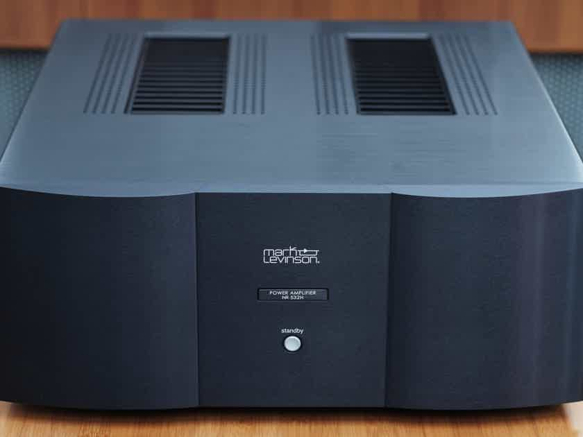 Mark Levinson 532H - shop demo, full warranty, 230V from Europe