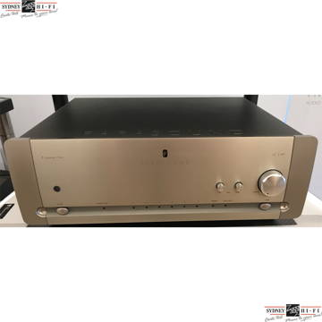 Parasound Parasound JC 2 BP Silver Preamp with Home Cinema Bypass