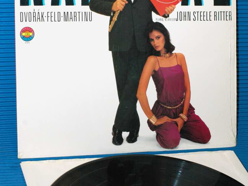 "DVORAK / Rampal   - ""From Prague With Love"" -  CBS Masterworks 1982"