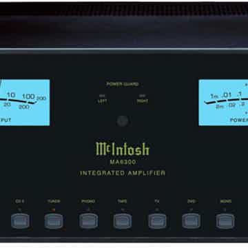 WANTED MCINTOSH  MA-6300 INTEGRATED AMPLIFIER