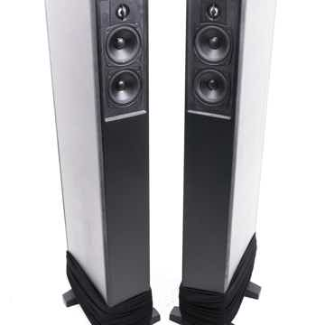 VR975 Powered Floorstanding Speakers