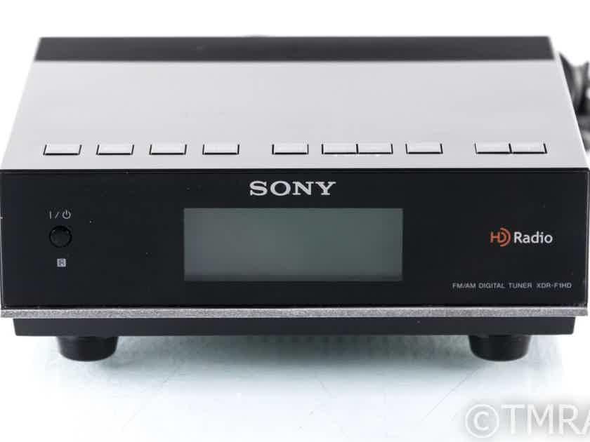 Sony XDR-F1HD FM / AM Tuner / HD Radio; XDRF1HD; RadioXTuners Upgrade (23009)