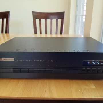 Parasound TDQ-1600 Broadcast Reference Tuner