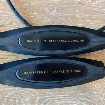 Transparent Audio XL Reference