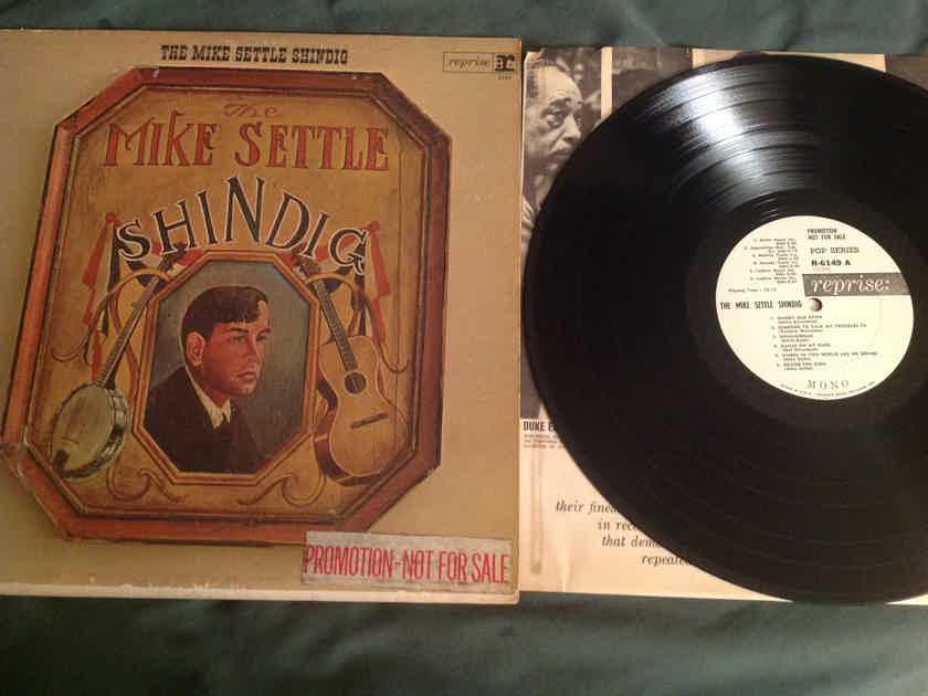 The Mike Settle Shindig  The Mike Settle Shindig Reprise Records MONO Promo LP