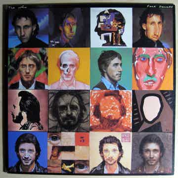 The Who - Face Dances -  1981 Warner Bros. Records HS 3...