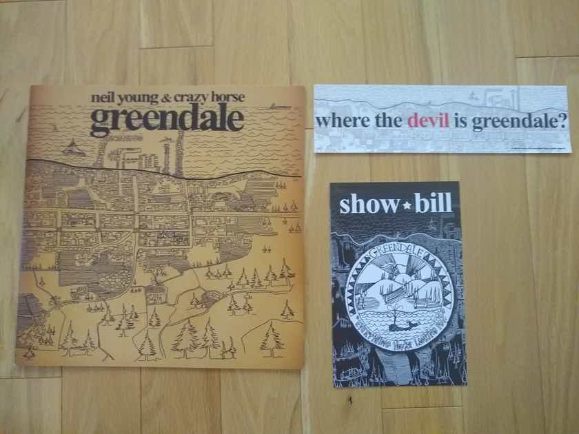 Neil Young Greendale