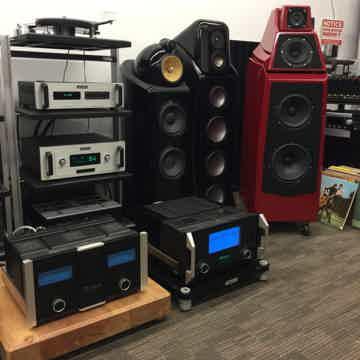 MC-601 Monoblock Amplifiers (2)