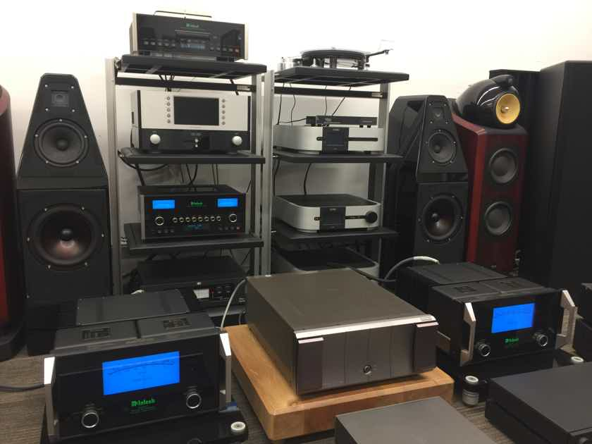 Classe Audio Delta SET CP-800 Preamp mkII & CA-D200 Digital Amp & CDP-102 CD Player near San Francisco...................