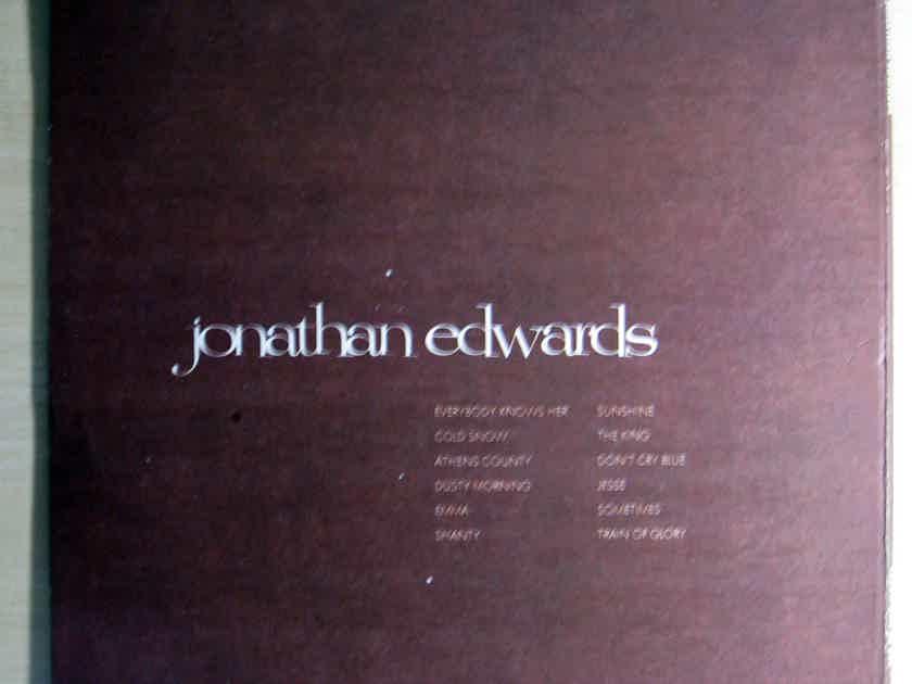 Jonathan Edwards  - Jonathan Edwards  - 1971 Capricorn Records SD 862
