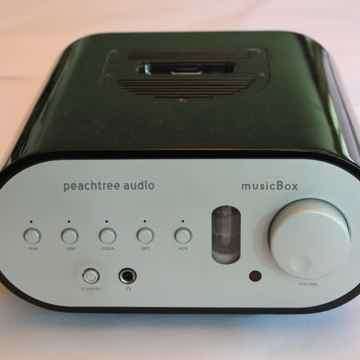 Peachtree Audio MusicBox Integrated desktop