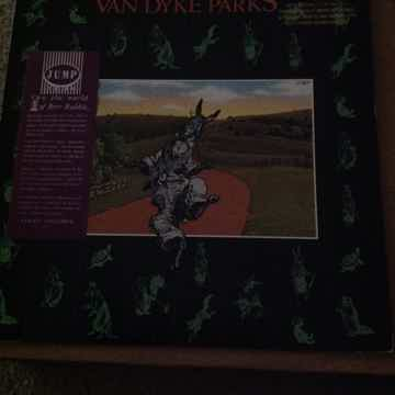 Van Dyke Parks - Jump Warner Brothers Records With Hype...