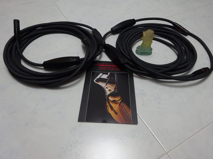 Transparent Audio Reference  Balanced MM2 Technology  25ft XLR – Free shipping