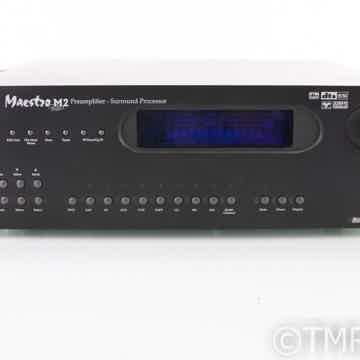AudioControl Maestro M2 7.1 Channel Home Theater Processor