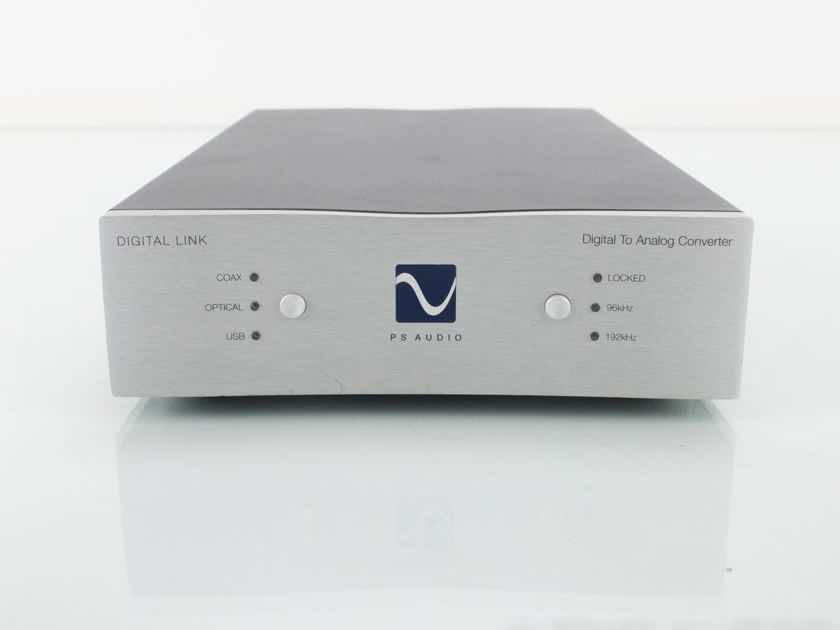 PS Audio Digital Link III DAC; D/A Converter; DL3 (1/6) (18875)