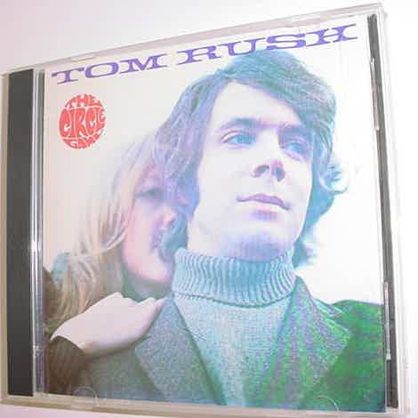 Tom Rush cd the circle game