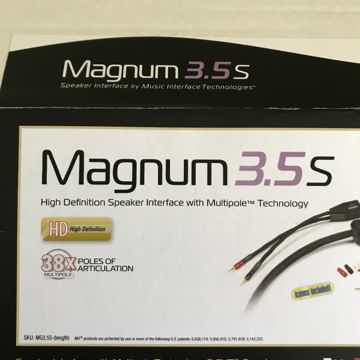 MIT Cables Magnum 3.5S Spk