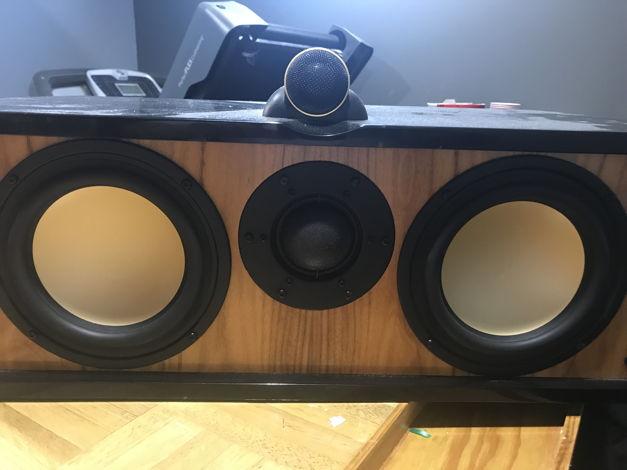 Swans Speaker Systems