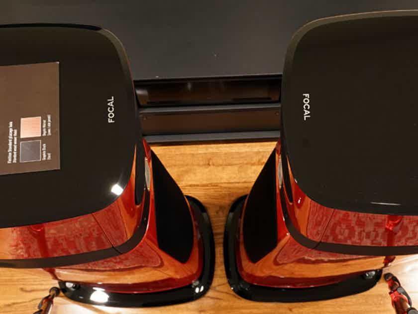 Focal Sopra N2 Focal Sopra 2 Red Sopra2 Sopra-2 n°2 Speakers Loudspeaker