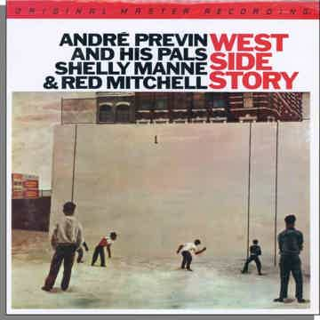 Andre Previn West Side Story - MFSL Original Master LP