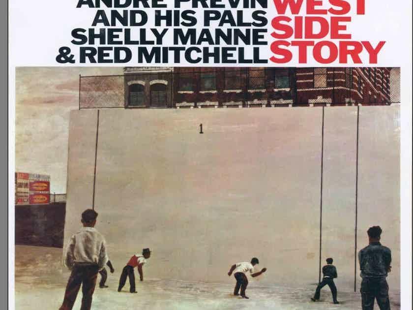 Andre Previn West Side Story - MFSL Original Master LP
