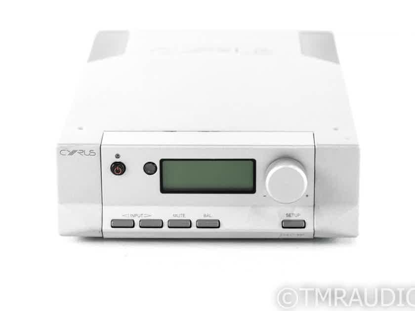 Cyrus DAC XP D/A Converter; No Remote; AS-IS (No Audio Output) (22948)