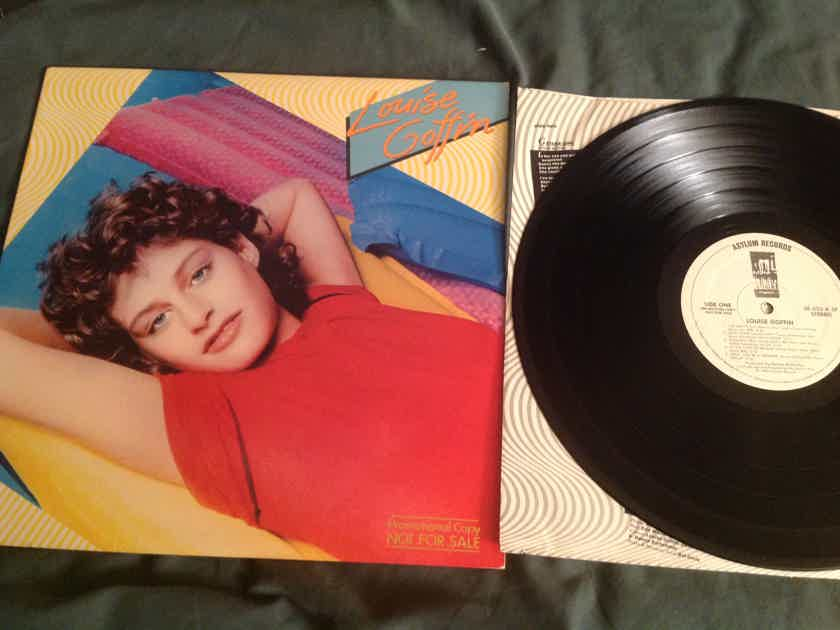 Louise Goffin Louise Goffin Asylum Records White Label Promo LP Danny Kortchmar