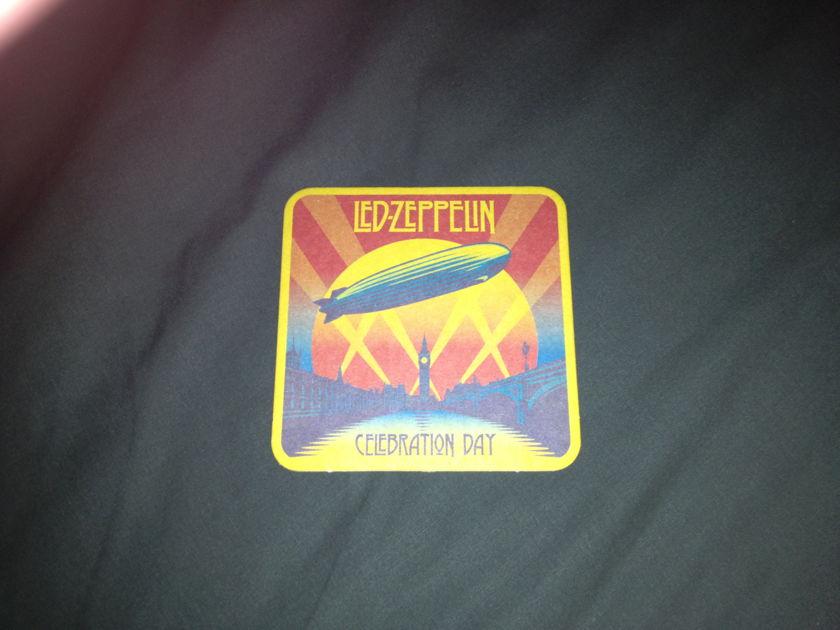 Led Zeppelin - Celebration Day Promo Drink Coaster