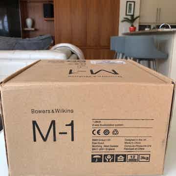B&W (Bowers & Wilkins) M-1