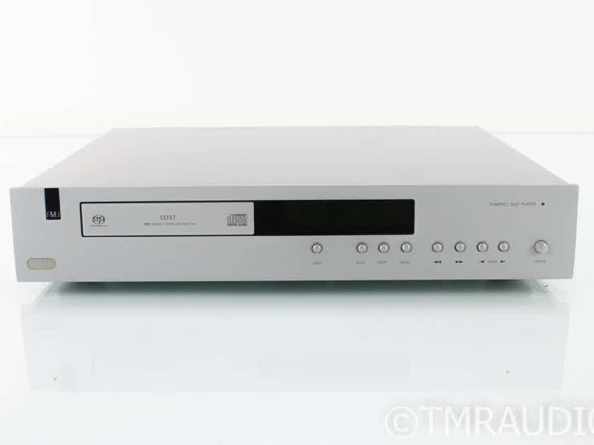 Arcam FMJ CD37 SACD / CD Player; CD-37; Remote (18827)