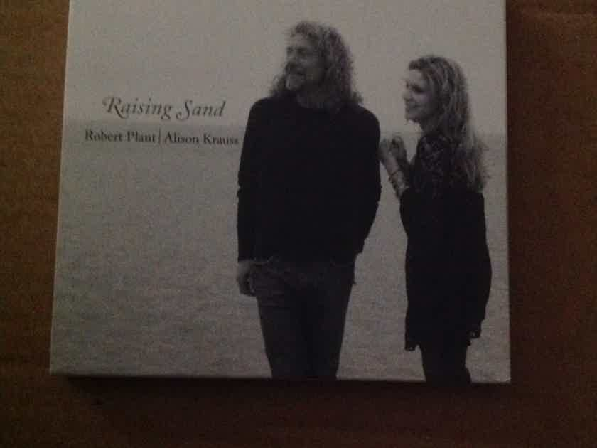 Robert Plant Alison Krauss - Raising Sand Rounder Records With Slipcase Cover Compact Disc