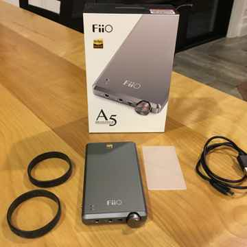FiiO A5 High-Res Audio AMP