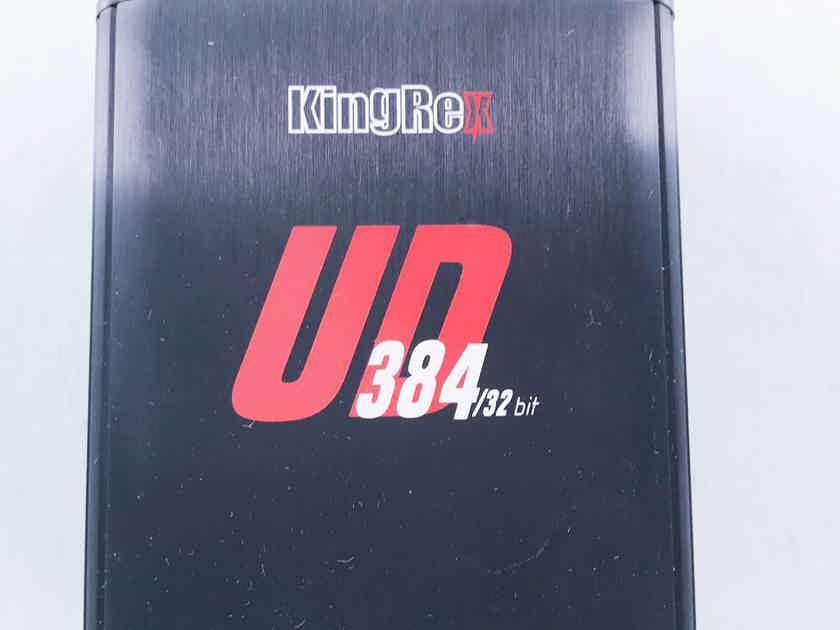 KingRex UD384 USB DAC D/A Converter; UD 384 (14886)