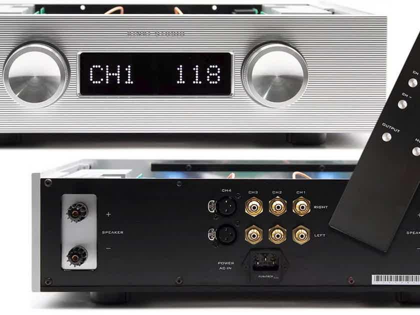 Kinki Studio EX-M1 Integrated Dream amp of the decade
