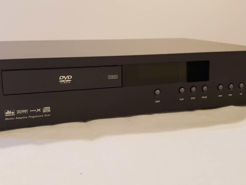 Arcam FMJ-DV27 CD/DVD Player